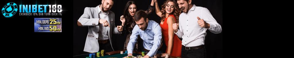 Agen Casino Deposit 25rb