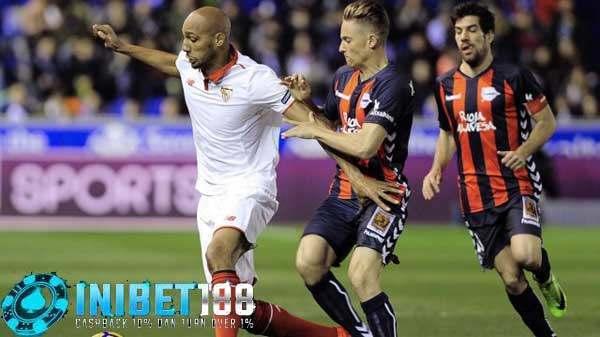 Prediksi Sevilla vs Deportivo Alaves