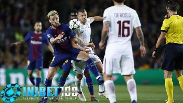 Prediksi Skor Barcelona vs AS Roma