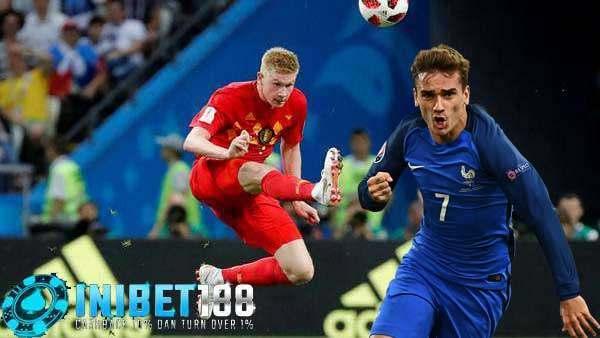Prediksi Skor Prancis vs Belgia