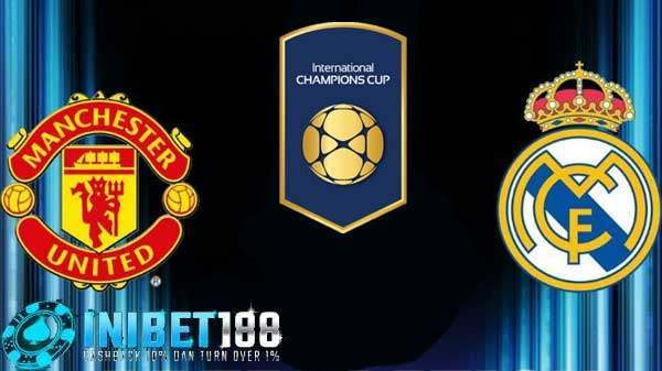 Prediksi Skor Manchester United vs Real Madrid