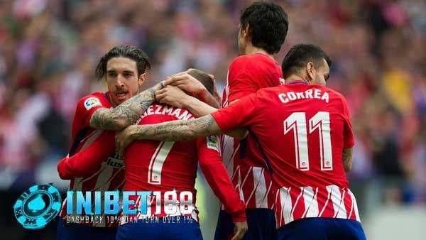 Prediksi Atletico Madrid vs Levante