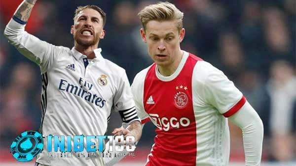 Prediksi Skor Ajax vs Real Madrid