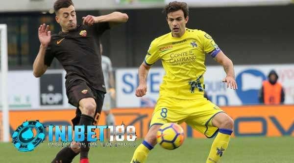 Prediksi Skor Chievo vs AS Roma
