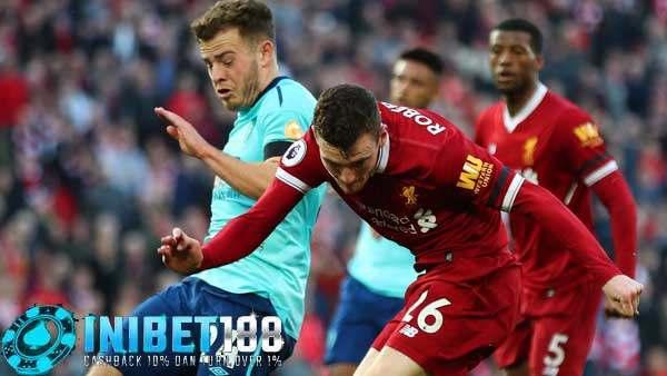 Prediksi Skor Liverpool vs Bournemouth