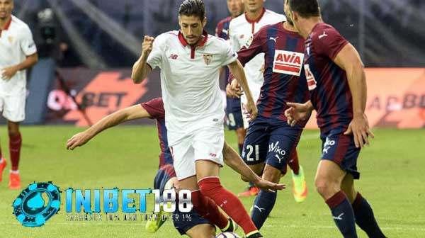 Prediksi Skor Sevilla vs Eibar