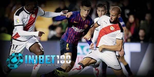 Prediksi Skor Barcelona vs Rayo Vallecano