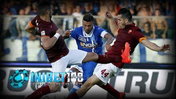 Prediksi Skor AS Roma vs Empoli