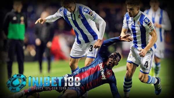 Prediksi Skor Real Sociedad vs Levante
