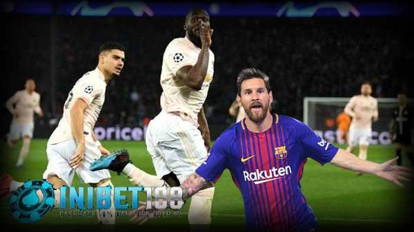 Prediksi Skor Barcelona vs Manchester United