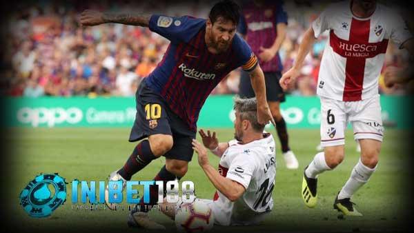 Prediksi Skor Huesca vs Barcelona