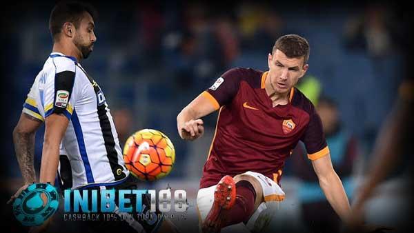 Prediksi Skor AS Roma vs Udinese