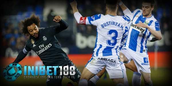 Prediksi Skor Leganes vs Real Madrid