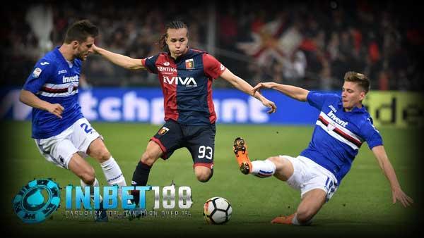 Prediksi Skor Sampdoria vs Genoa