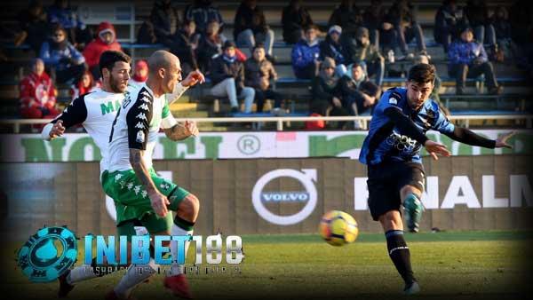 Prediksi Skor Jitu Atalanta vs Sassuolo