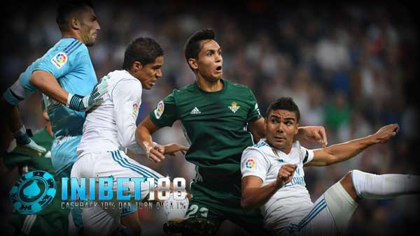 Prediksi Skor Real Madrid vs Real Betis