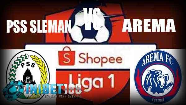 Prediksi Skor PSS Sleman vs Arema