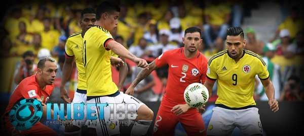 Prediksi Skor Jitu Kolombia vs Chile