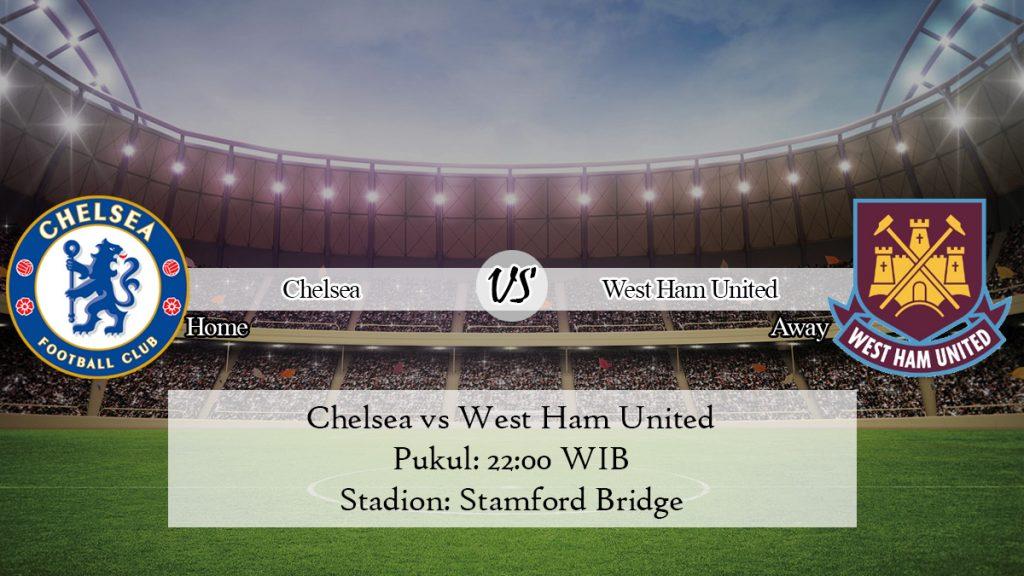 Prediksi Bola Chelsea vs West Ham United 30 November 2019