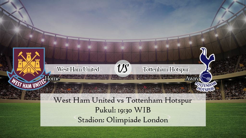 Prediksi Bola West Ham United vs Tottenham Hotspur 23 November 2019