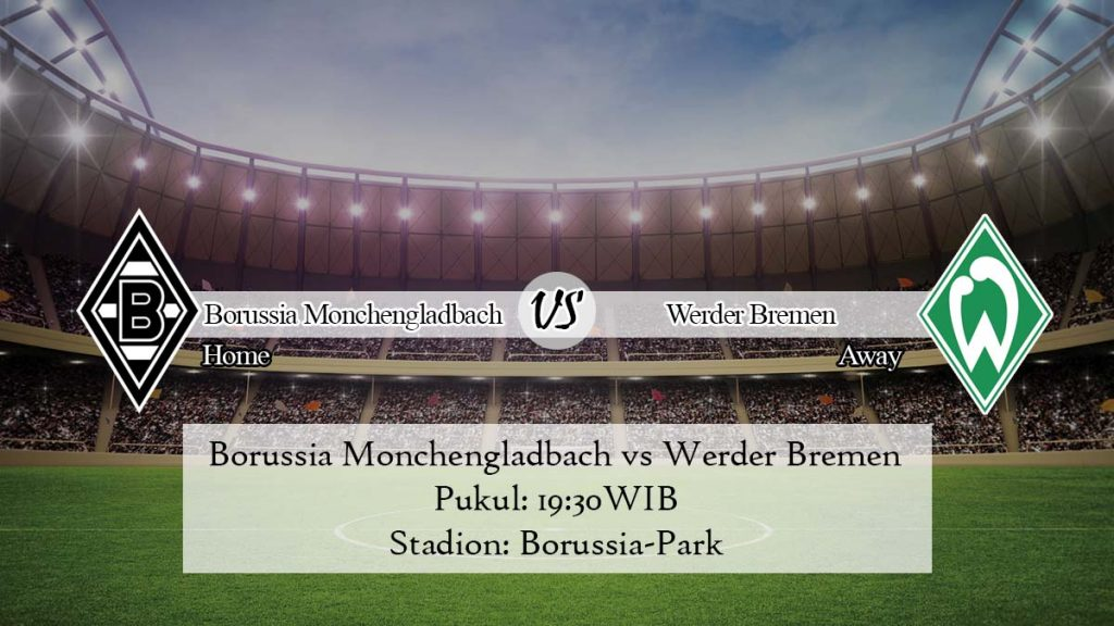 Prediksi Borussia Monchengladbach vs Werder Bremen 10 November 2019