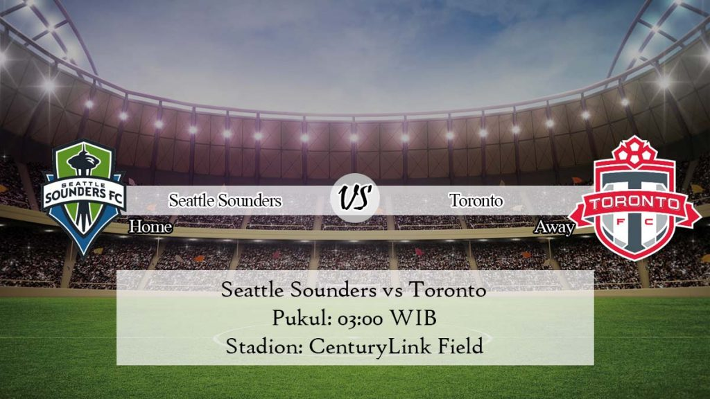 Prediksi Jitu Seattle Sounders vs Toronto 11 November 2019