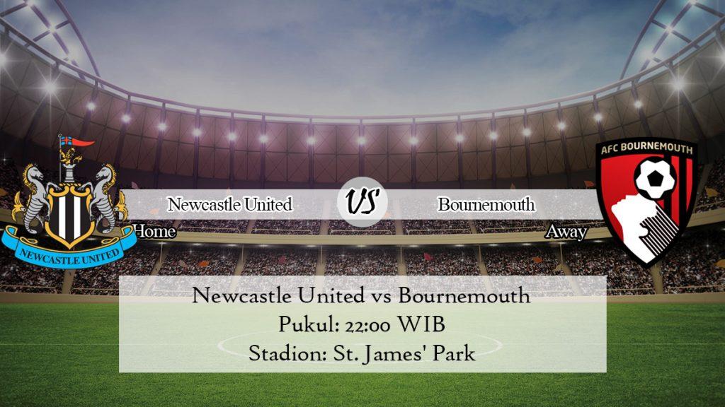 Prediksi Newcastle United vs Bournemouth 9 November 2019