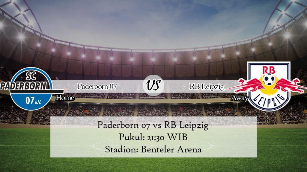 Prediksi Paderborn 07 vs RB Leipzig 30 November 2019