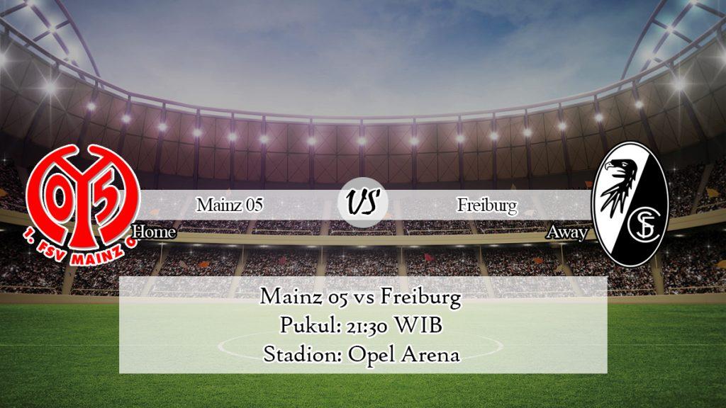Prediksi Bola Mainz 05 vs Freiburg 18 Januari 2020