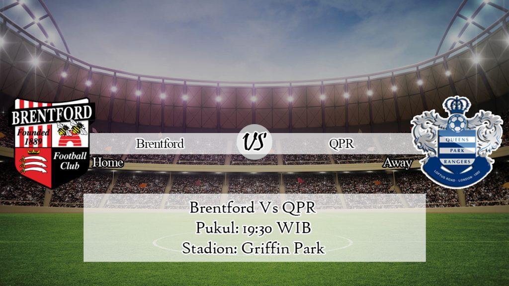 Prediksi Brentford Vs QPR 11 Januari 2020