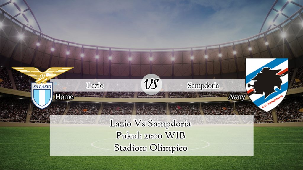 Prediksi Skor Lazio Vs Sampdoria 18 Januari 2020