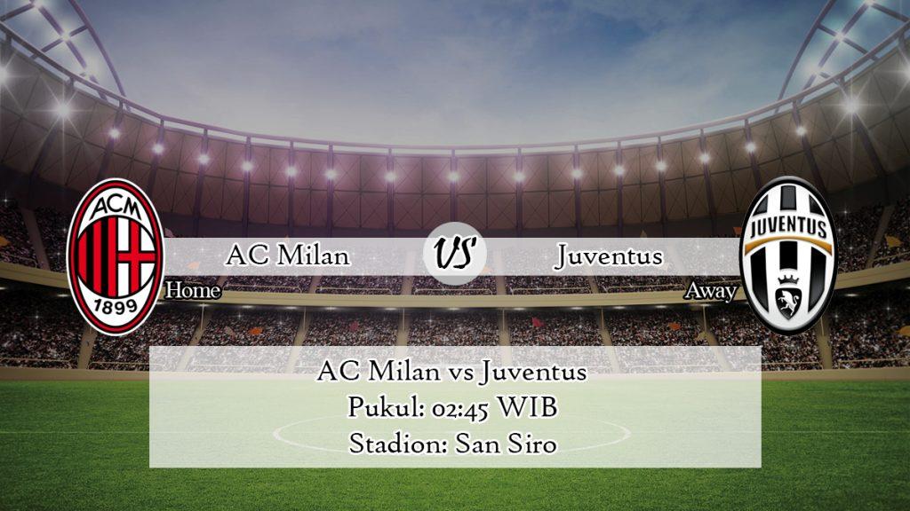 Prediksi AC Milan vs Juventus 14 Februari 2020