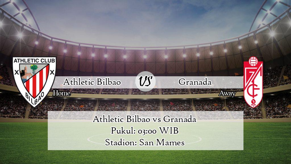 Prediksi Athletic Bilbao vs Granada 13 Februari 2020