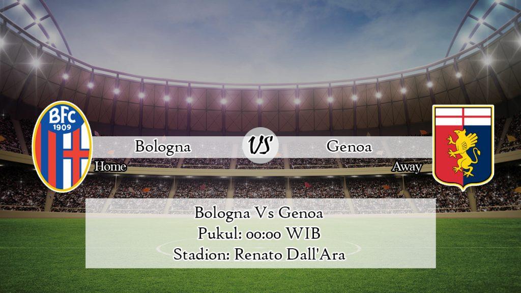 Prediksi Jitu Bologna Vs Genoa 16 Februari 2020