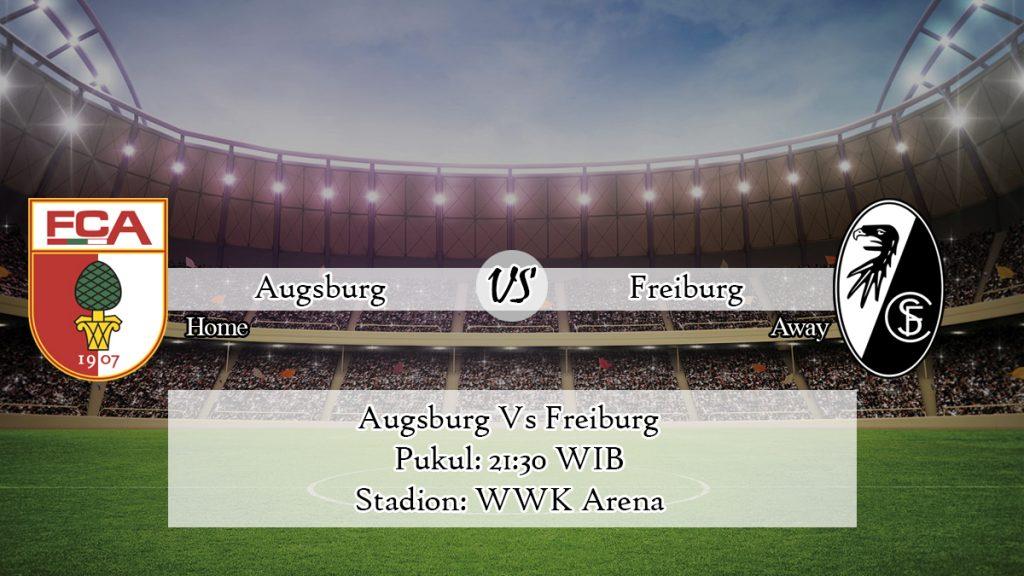 Prediksi Skor Augsburg Vs Freiburg 15 Februari 2020