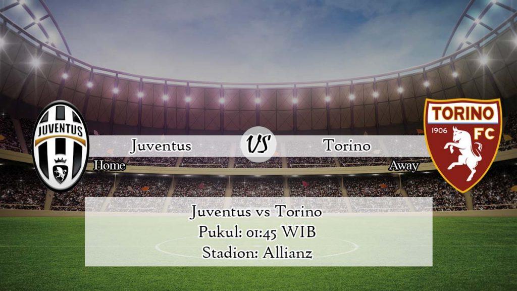Prediksi Jitu Juventus vs Torino 5 April 2020