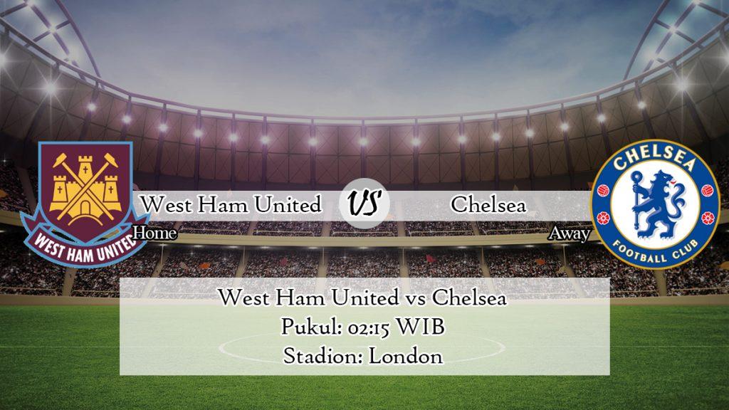 Prediksi Jitu West Ham United vs Chelsea 2 Juli 2020