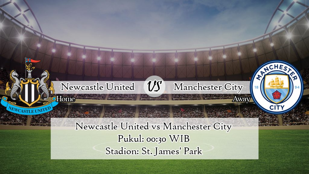 Prediksi Skor Newcastle United vs Manchester City 29 Juni 2020
