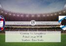 Prediksi Skor Crotone Vs Sampdoria 22 April 2021