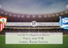 Prediksi Skor Sevilla Vs Deportivo Alaves 22 Mei 2021